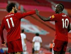 Liverpool se relance grâce à Mané et Jones. AFP