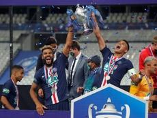 El fútbol amateur no se reanudará por el momento. AFP