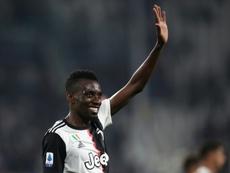 Dois jogadores da Juventus podem ter seus contratos renovados. AFP