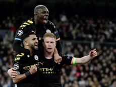 Man City came from behind to claim a huge win over Real Madrid. Captura/MovistarLigadeCampeones