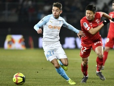 Maxime Lopez se voyait déjà au Barça en 2017. AFP