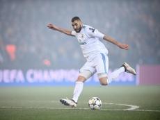 Les compos probables du match de Ligue des champions entre le PSG et le Real Madrid. AFP