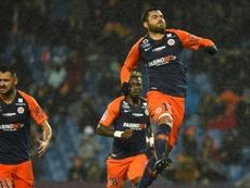 Les compos probables du match de Ligue 1 entre Montpellier et Metz. AFP