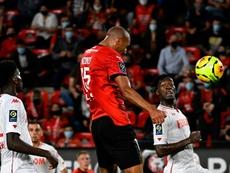La UEFA suspend Nzonzi pour le match contre Séville. AFP