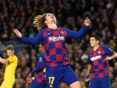 Les compos probables du match de Liga entre le Barça et Grenade. FCBarcelone
