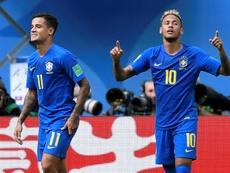 Coutinho était un élément clé de l'opération Neymar. AFP