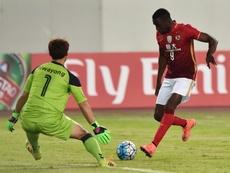 Jackson martinez valora volver a Colombia. AFP