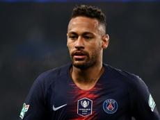 El Madrid no habría tirado la toalla por Neymar. AFP