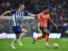 Theo Walcott racconta i primi mesi di Kean all'Everton. AFP