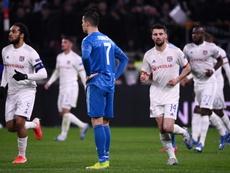 Le chemin ne sera pas simple pour l'Olympique Lyonnais. AFP