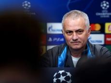 Le meilleur XI de la carrière de Mourinho. AFP
