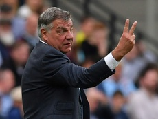 Allardyce says he could have stopped Croatia in their tracks. AFP