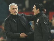 Mourinho a été renvoyé. AFP
