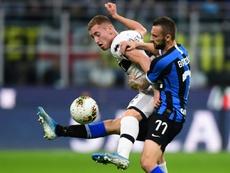 Brozovic pode acabar jogando na Alemanha. AFP