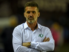 Vágner Mancini, nuevo entrenador de Atlético Mineiro. AFP