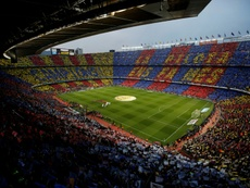 Le Barça convaincu de pouvoir jouer avec du public cette saison. AFP