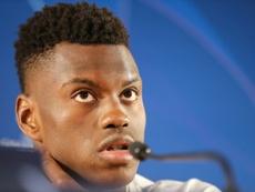 El United ya negocia con el Mónaco por Badiashile. AFP