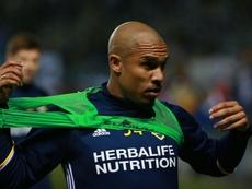 Nigel de Jong dejaría el Al-Ahli. AFP
