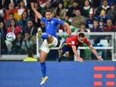 De Sciglio deja el Milan y se compromete con la Juventus. AFP