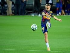 En Francia creen que Griezmann no aporta nada ni al Barça ni a la Selección. AFP
