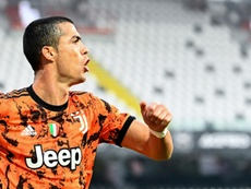 CR7 could be on the move. AFP