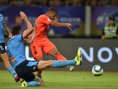 Mbappe more motivated than ever, says Paris Saint-Germain captain Silva. AFP