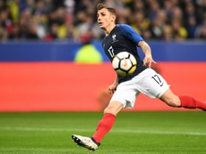 Digne won't face Iceland. AFP