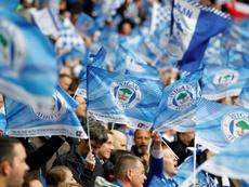 El Wigan pierde la apelación y jugarán en League One. AFP