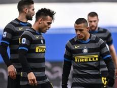 L'Inter Milan va changer de nom et d'écusson! AFP