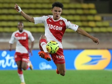 Sancho's replacement could be at Monaco. AFP