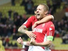 Glik et Monaco, ça sent la fin. AFP
