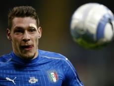 De Laurentiis cree que Belotti está sobrevalorado. AFP