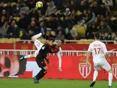 Youcef Atal, en el radar del Atlético. AFP