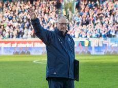 El técnico milagro de Islandia amenaza a España. AFP