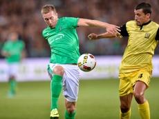 Un dernier match. AFP