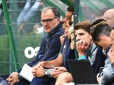 El Lille busca a un nuevo portero. AFP