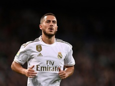 Hazard says he will not sign for PSG. AFP