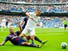 Hazard analizó las diferencias entre España e Inglaterra. AFP