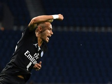 Neymar podría marcharse del PSG el próximo verano. AFP