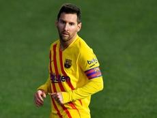 Rivaldo quer Messi no PSG. AFP