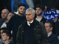 Mourinho se llevó un 4-0 cuando visitó Stamford Bridge en la Premier League. EFE/Archivo