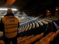 El Deportivo no se presentó a las pruebas. AFP