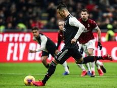 Les supporters pourront assister au Juve-Milan. AFP