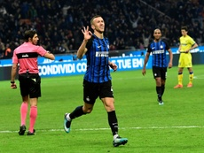 Perisic no se moverá de Milán. AFP