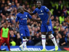 PSG want Zouma. AFP