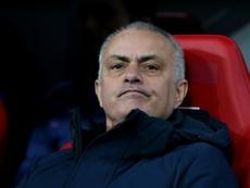 Mourinho se confesó en una entrevista. AFP