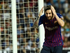 Cappa a fait l'éloge de Messi, mais avec nuance. AFP