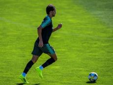 João Félix terá que esperar a sua vez com Portugal. AFP