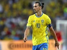Un retour de Zlatan en sélection. afp