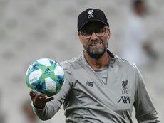 Klopp: Liverpool couldn't afford Coutinho. AFP